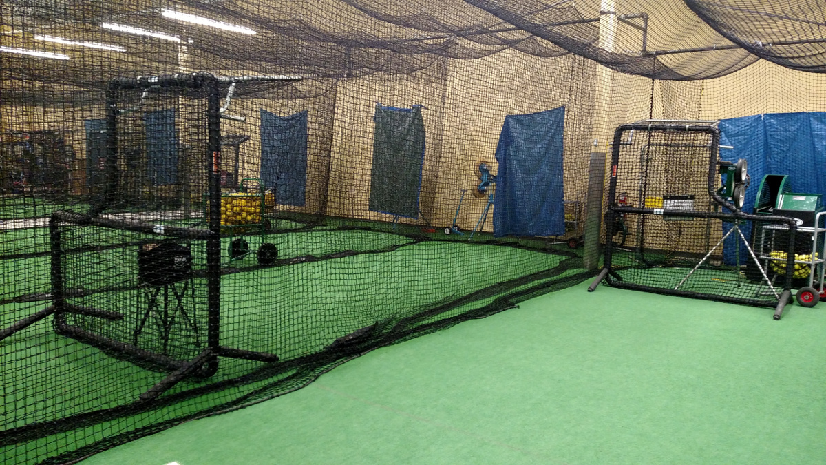 Batting cages waterford michigan